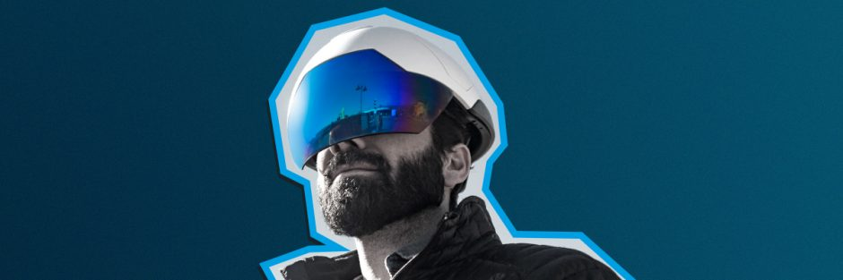 Smart helmet for industry