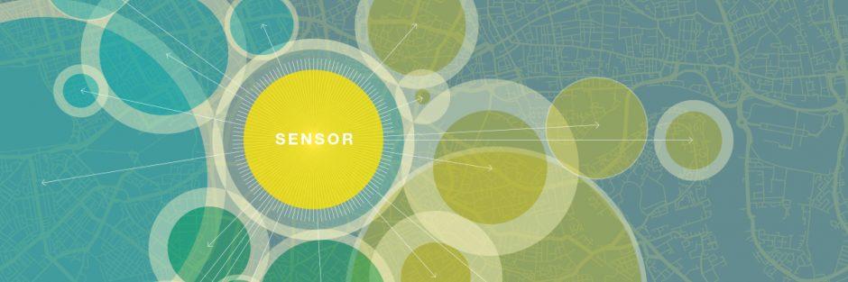 Sensors as most important element of a smart city