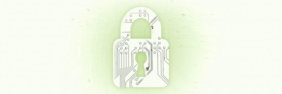 Digital security log for connected devices