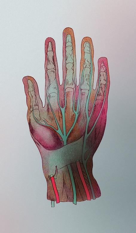 Roboter Greifer funktionieren wie die menschliche Hand