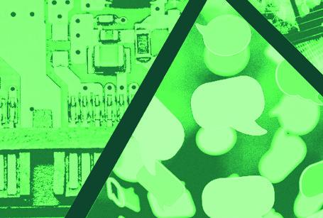 Elektronische Komponenten und Wearables