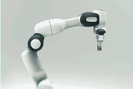 Roboterarm des Franka Emika Roboters