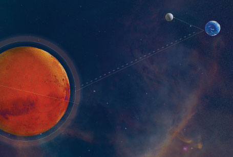 Autonome Mars-Rover / Autonomous Mars Rover als Voraussetzung zur Eroberung des Weltalls.