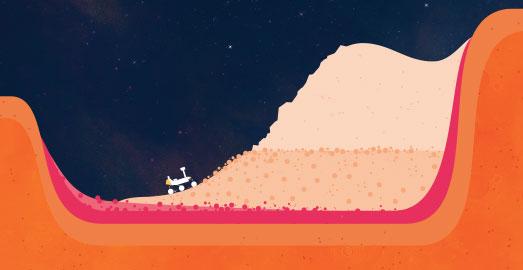 HDPR-Mars-Rover