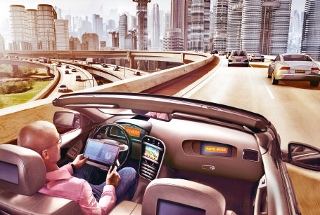 Zukunft des autonomen Fahrens / Future of autonomous driving
