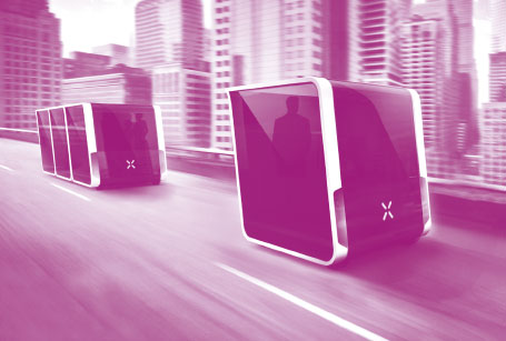 Autonomes Fahren Start-Ups / Autonomous driving startups