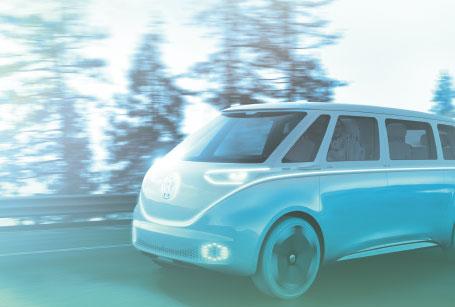 Autonomes Fahren dank Künstlicher Intelligenz / Autonomous driving thanks to AI