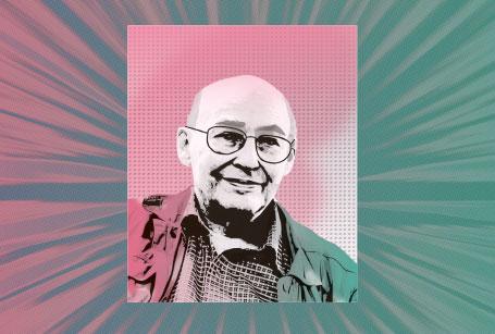 KI-Pionier Marvin Minsky / AI-Pioneer Marvin Minsky