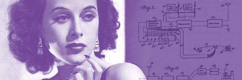 Hedy Lamarr – Erfinderin einer Funksteuerung für Torpedos