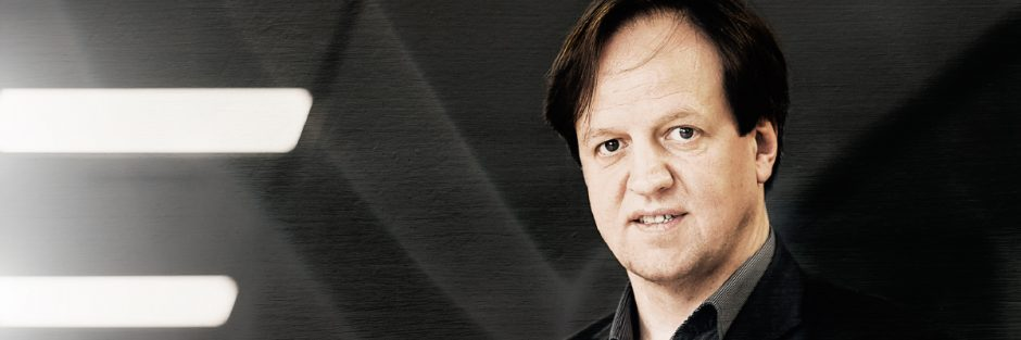 Portrait Harald Haas – Der Erfinder des LiFi klärt die Frage: Was ist LiFi? / Portrait of Harald Haas – The inventor of LiFi answers the question: What is LiFi?