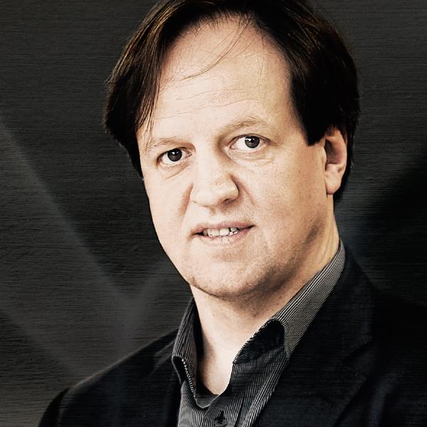 Ein Portrait von Harald Haas, dem Erfinder des Lifi
