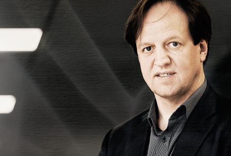 Portrait Harald Haas – Der Erfinder des LiFi klärt die Frage: Was ist LiFi?