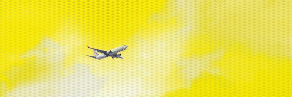 Drahtlose Systeme werden nun auch in Flugzeugen getestet. So kann man durch die enorme Gewichtseinsparung effizienter fliegen und die Umwelt schonen.