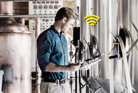 Industrie 4.0 Technologien / Industry 4.0 Technologies / Was ist WirelessHART / What is WirelessHART