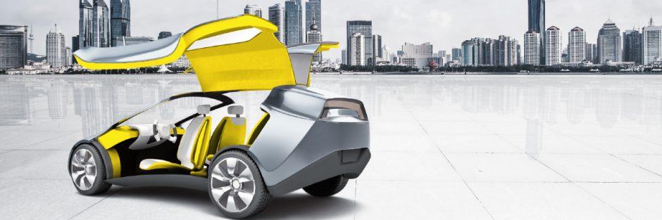 Vernetzte Fahrzeuge und Car to Car Communication