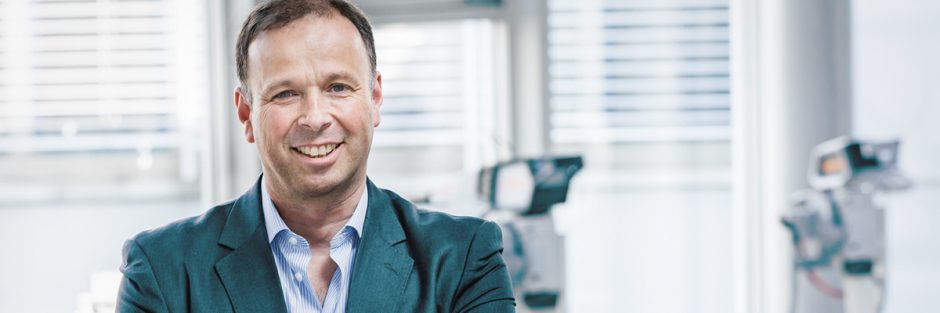 Interview mit Dr. Christoph Ballin von Torqeedo/