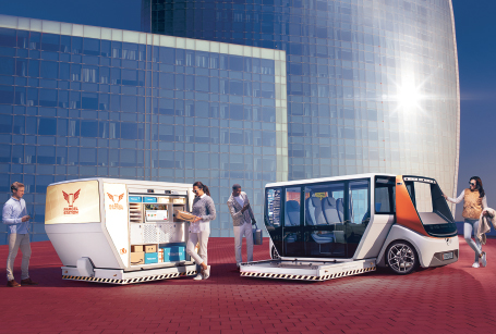Was ist Mikromobilität? What does Micromobility mean?